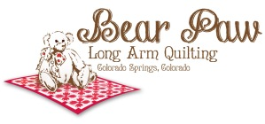 Bear Paw Long Arm Quilting