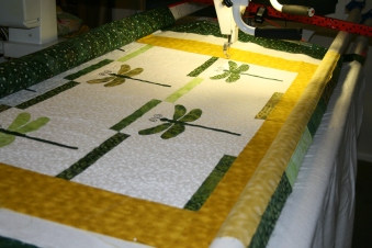dragonfly-on-longarm